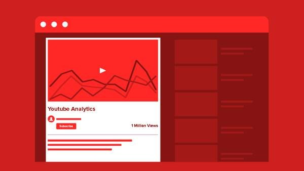 تحليل قنوات اليوتيوب