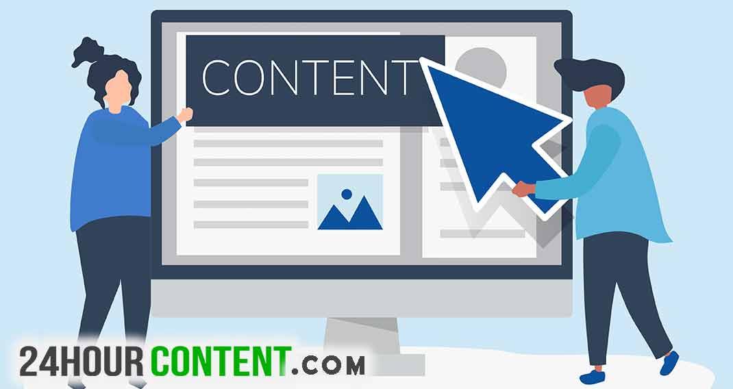 تعلم كتابة المحتوى